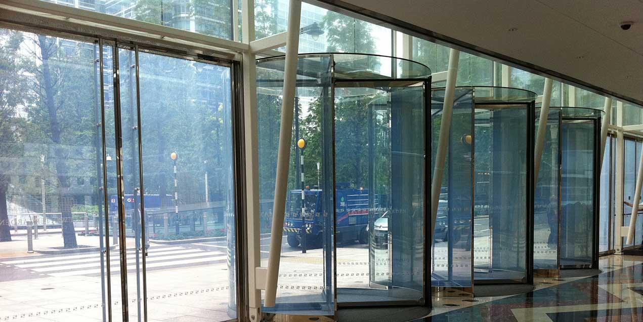 اسلایدر شیشه سکوریت